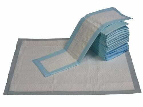 Go Pet Club Blue Puppy Training Pads * Check out this great product.
