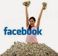 Make money on Facebook it just means you have to build a relationship with the other Facebook users. First you have to recognize some of the people that you can make as a friend or as a discussion of your business friends, and share what you have and offer them. It is in fact not everyone will be interested in what you share, but at least you already share a greater likelihood to attract their attention and increase your blog traffic.