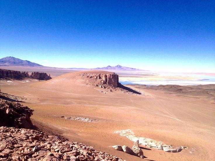 Salar de Tara, Atacama.