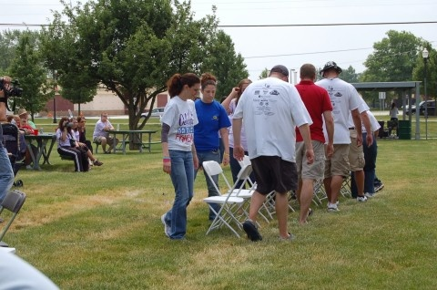 Adult Musical Chairs (can have an alcohol twist)