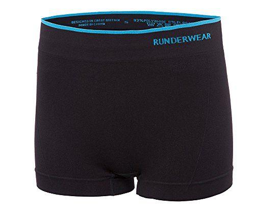 Runderwear Women's Hot Pant's Anti-Chafe Underwear