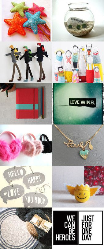 Happy New Year! by Ana Jerónimo on Etsy--Pinned+with+TreasuryPin.com