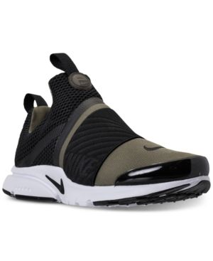 28e8acb68e62 Nike Boys  Presto Extreme Running Sneakers from Finish Line - Brown ...