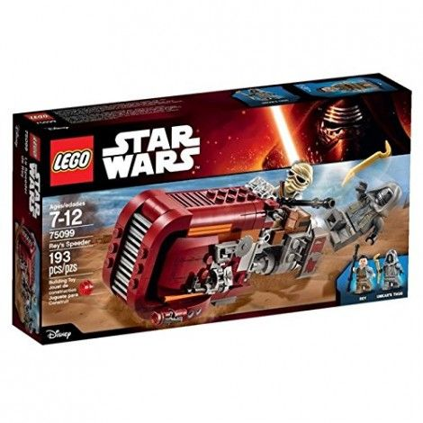 For £26.11 what else do you want? Currently the best selling Lego Star Wars item on Amazon from the new film - http://www.amazon.co.uk/gp/product/B0176LE1PA/?tag=legofactory-21