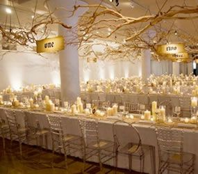 The Whimsical Wedding Theme: Decoration Ideas