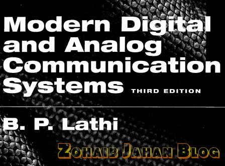 Free download modern digital and analog communication systems 4th free download modern digital and analog communication systems 4th edition pdf there are total 10 chapters from introduction to error fandeluxe Gallery