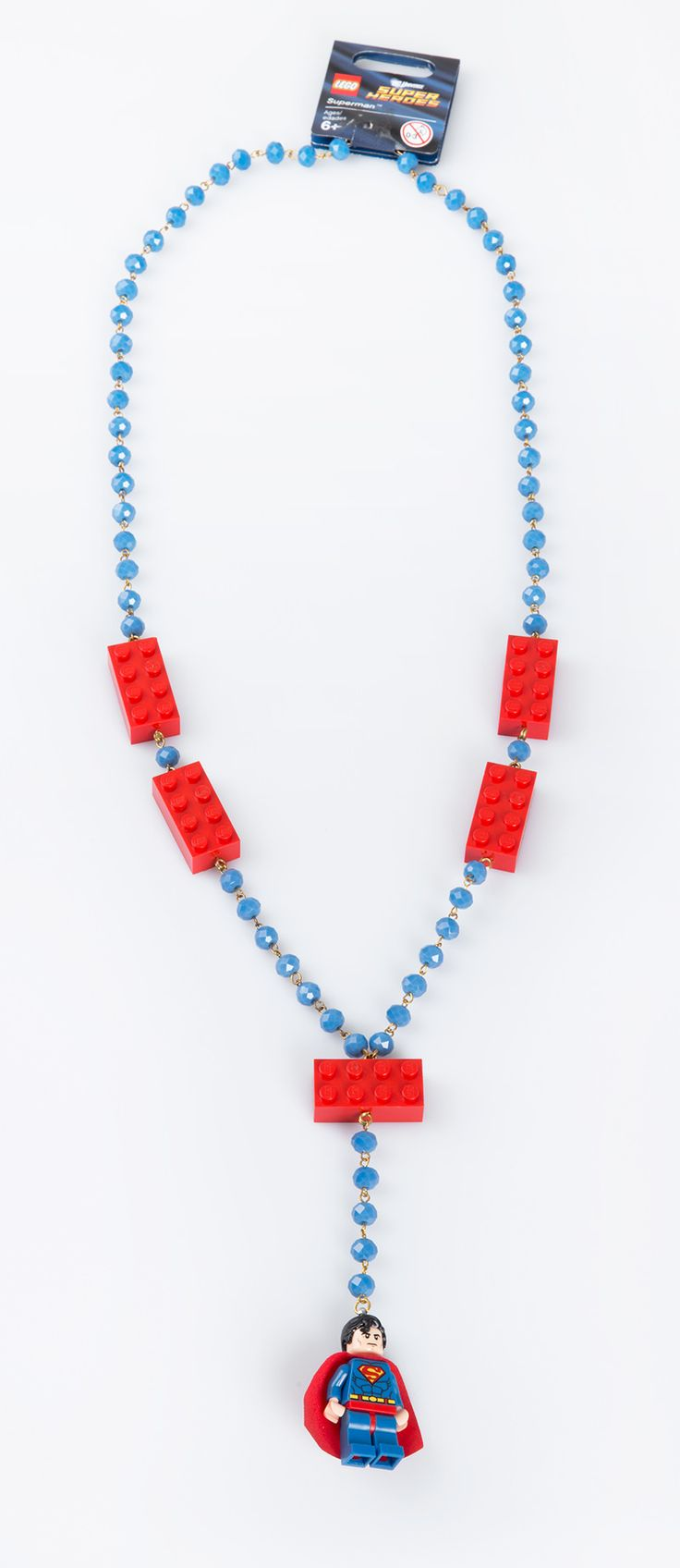 Necklace Superman by Imagine Indonesia.Dream for every kids in their childhood is flying with Superman. But now you can carry superman around your neck and fly away with this Necklace Superman. http://www.zocko.com/z/JKFct