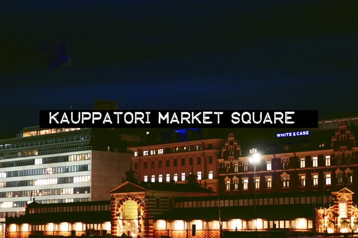 Kauppatori Market Square / Helsinki