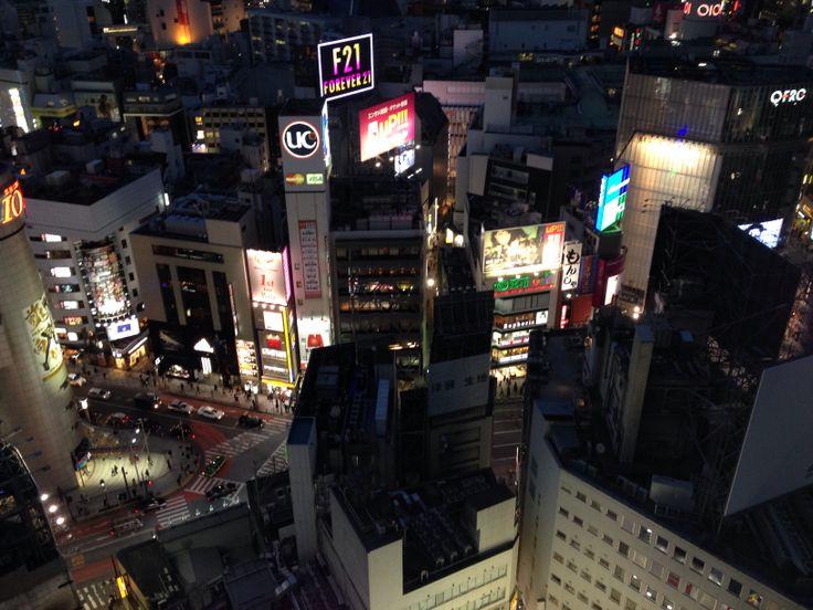 #shibuya #tokyo #japan #22floor #march14