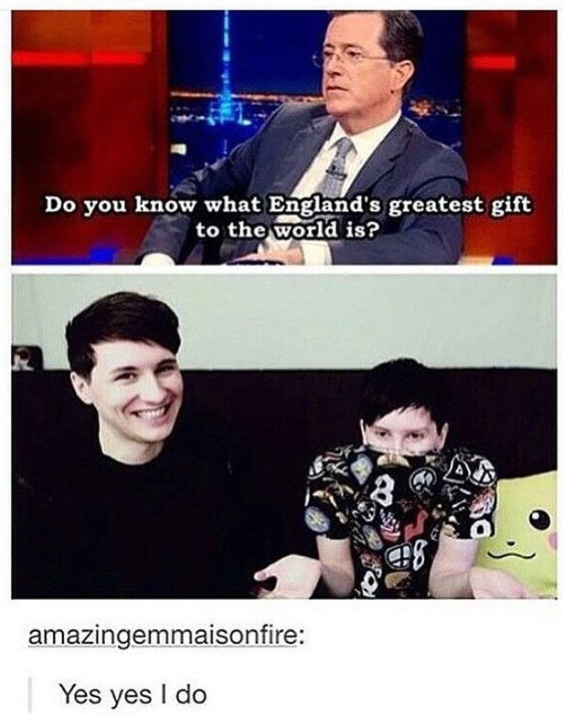 Golden boys omg phil is doing the same as the new thmbn. in thenew gaming vid