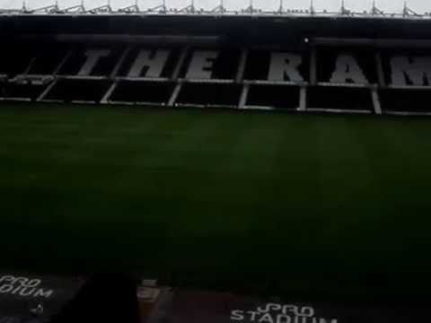 Visiting Derby County FC: Pride Park Stadium