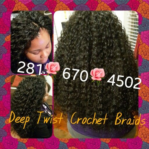 Crochet Braids Long Beach : Call or Text for Your Consultation Crochet Braids -Houston ...