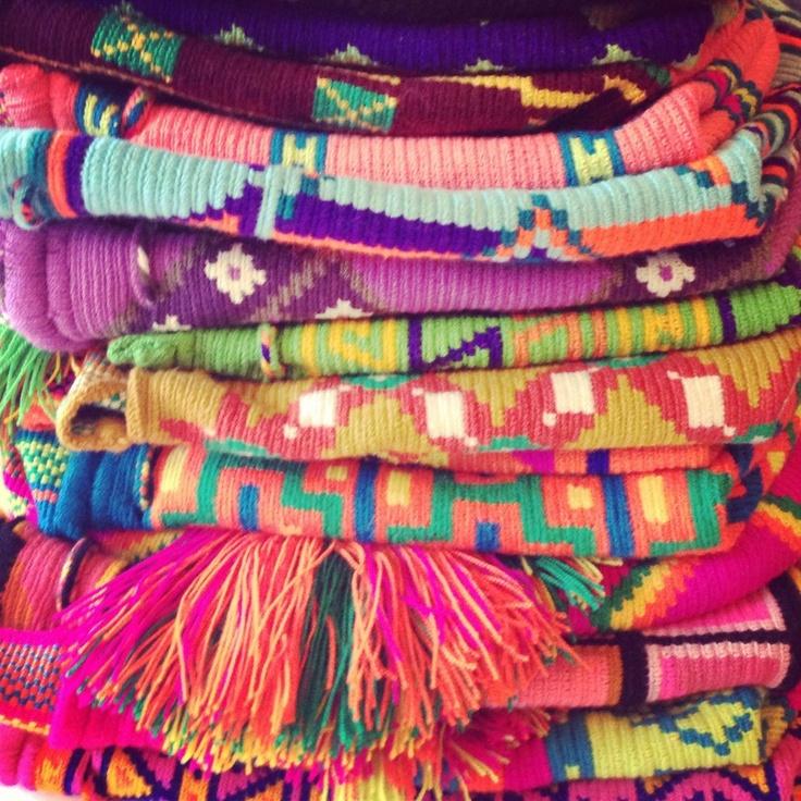 Muzungu Sisters Wayuu mochila bags handwoven for us in Colombia