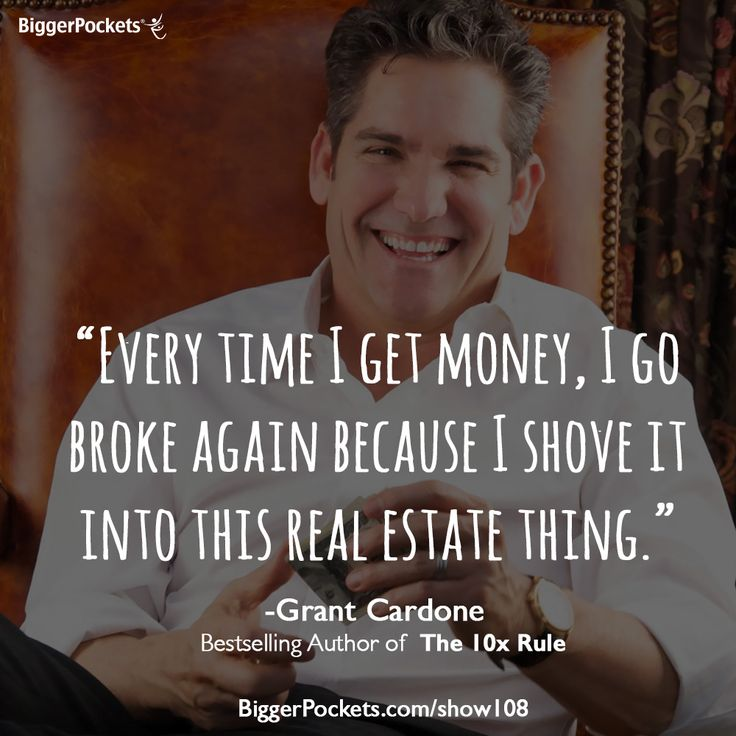 The 25+ Best Grant Cardone Quotes Ideas On Pinterest