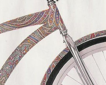 57 Best Painted Bicycles Images On Pinterest Cycling Bicycle