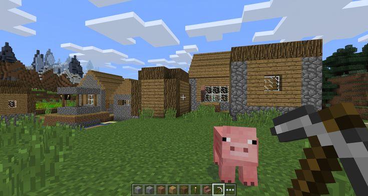 Announcing: Minecraft: Windows 10 Edition Beta