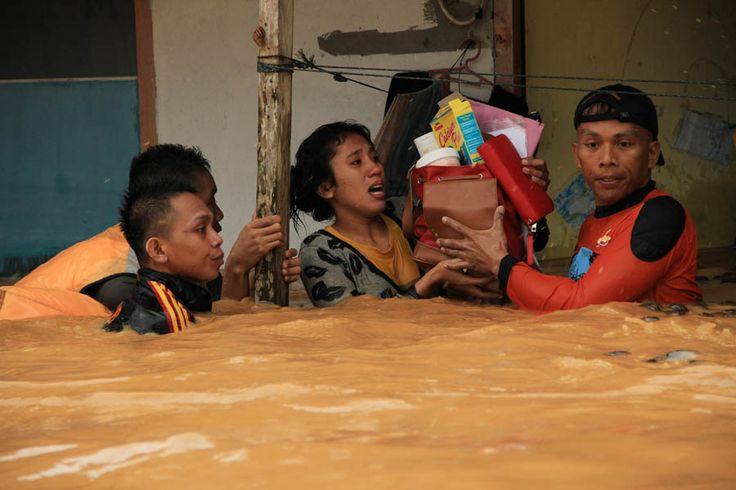 Banjir Besar Landa Kendari