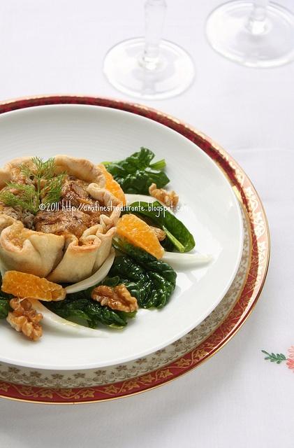 Cestini di gorgonzola e noci: Di Gorgonzola, Italian Recipes, Chee Fromag, Fingers Food, Window, Noci Recipes, Front, Baskets, Food Chee