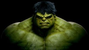 ULtra HD 4K 8K Fine Hulk Man