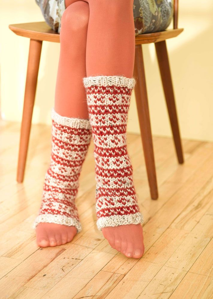 758 best Knit Adult Socks,Slippers, BootCuffs & Leggings images on ...