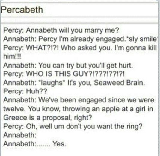 Percabeth my otp