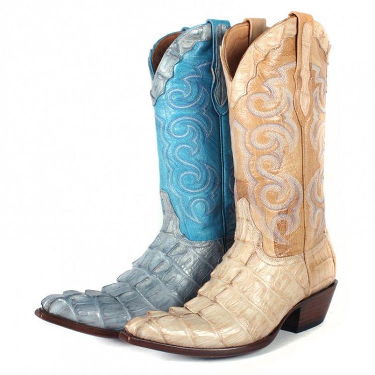 Shop Laarzen - Sendra Laarzen Texas Caimán Cola Hueso - Heren - Laarzen - Sendra Laarzen Online Store -