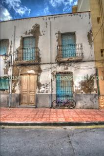 Garrucha back streets
