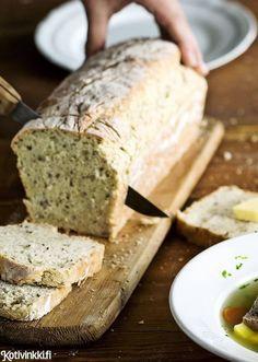 This is my favourite bread recipe! Vuokaleipä | Kotivinkki
