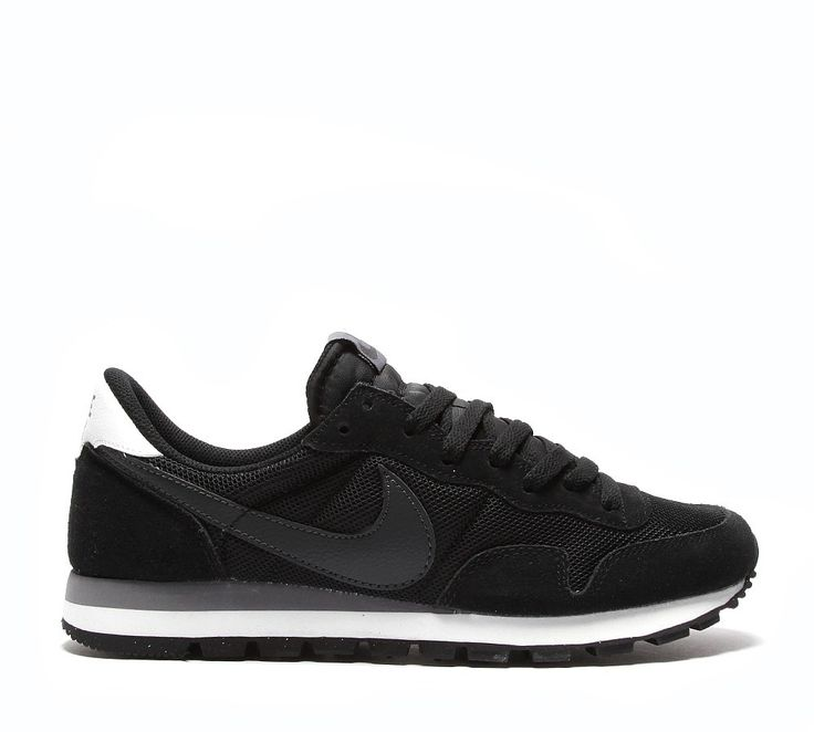 Nike Womens Air Pegasus 83 Trainer | Black | Footasylum
