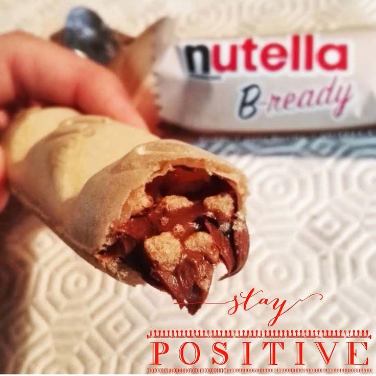 nutella b-ready stay positive