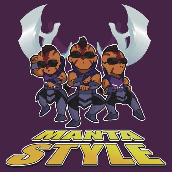 Dota 2 - Manta Style