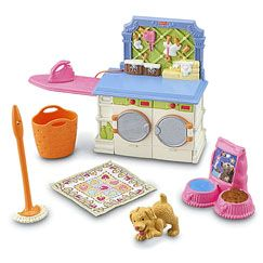 Dollhouses And Dollhouse Toys From Fisher Price Featuring The Loving Family Grand My First Caucasian African American