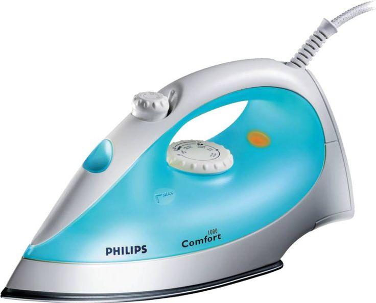 #Philips GC 1011 Steam #Iron  (Blue)  #flpkart