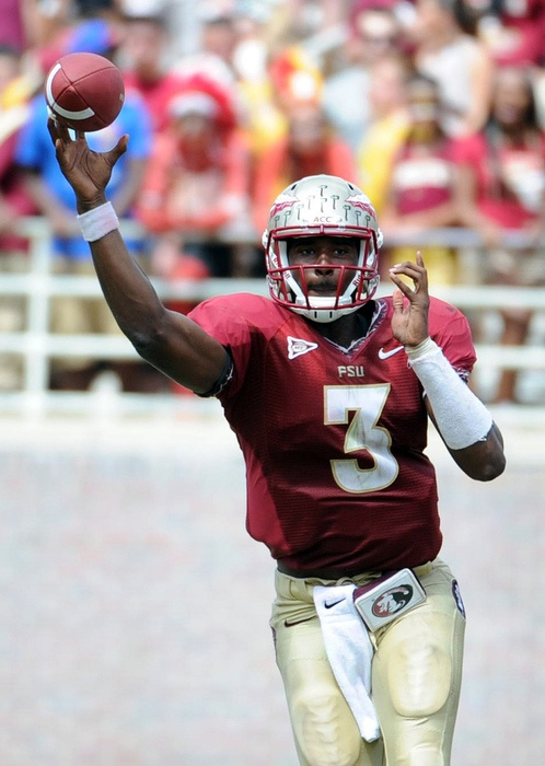 FSU Quarterback EJ Manuel..it's your year!