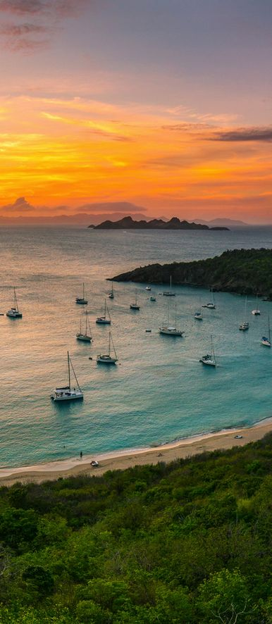 Anse a Colombier, St. Barths, French West Indies
