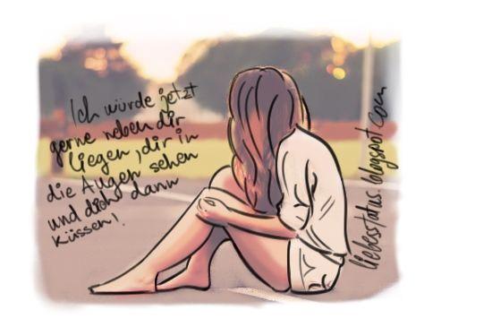 einsames Mädchen