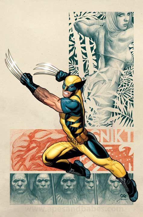 Wolverine Savage FRANK CHO