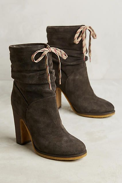 See by Chloe Scrunched Boots - anthropologie.com