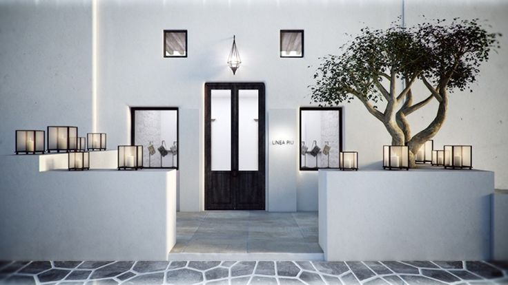 White Line Hotels - MYKONOS - icon of style