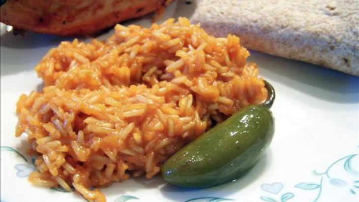 Mexican Yellow Rice | Food | Pinterest