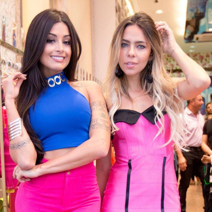 """""""Tem post novo no blog!! EBBA!! Algumas fotos do Evento com as linda @aline_riscado e @dicadaka  corre lá www.blogdalimone.com.br #limonelovers…"""""""