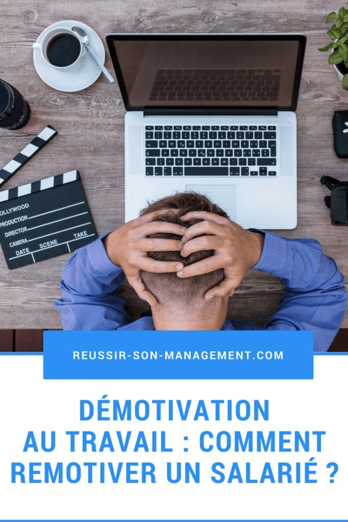 Découvrez une méthode en 4 étapes pour faire face à la démotivation au travail et ainsi remotiver vos salariés pour retrouver une bonne ambiance au travail et de l'efficacité Démotivation au travail: comment remotiver un salarié?