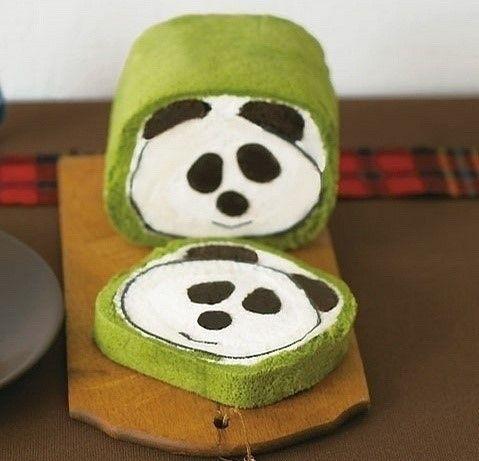 ** Roláda - panda **