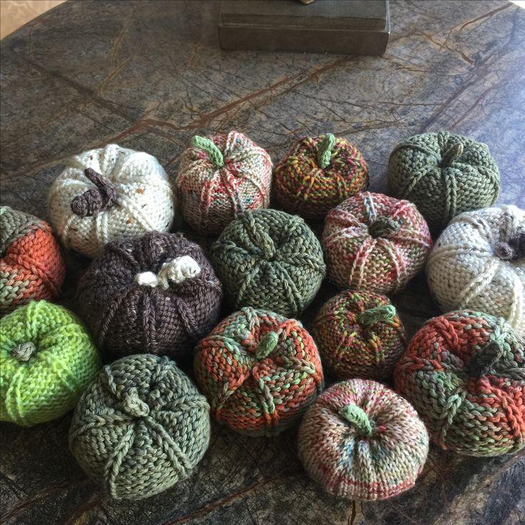 Fall decor - mini pumpkins for sale