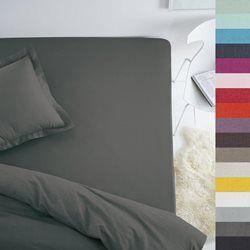 Drap-housse coton pour matelas standard