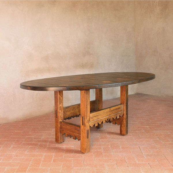 Spanish Colonial Dining Table   This Traditional Dining Table, Inspired By  Spanish Colonial Antiques Found Throughout Northern New Mexico, I.