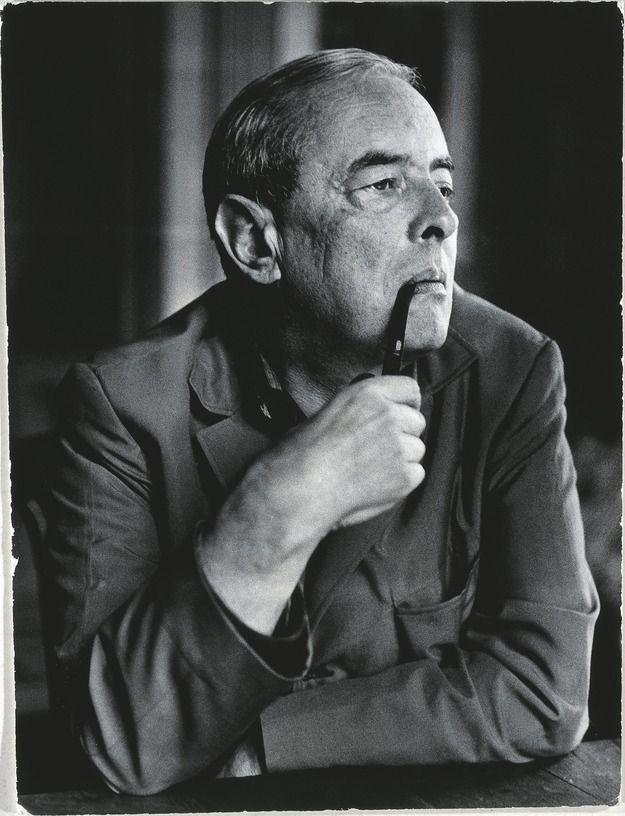 Witold Gombrowicz (1904-1969) Polish writer. Ferdydwike, Pornografia, Diaries (1953-1969)