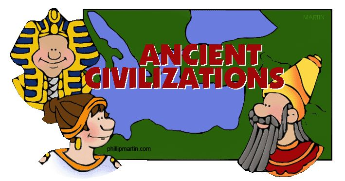 MrDonn.org - Ancient Civilizations Also this site has a great timeline showing the parallel developments visually http://www.artic.edu/cleo/index.html
