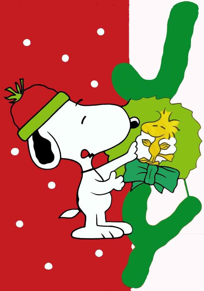Snoopy and Woodstock, Christmas Joy