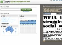 Access Thousands of Historic Newspapers Online: Australian Newspapers Online - Trove